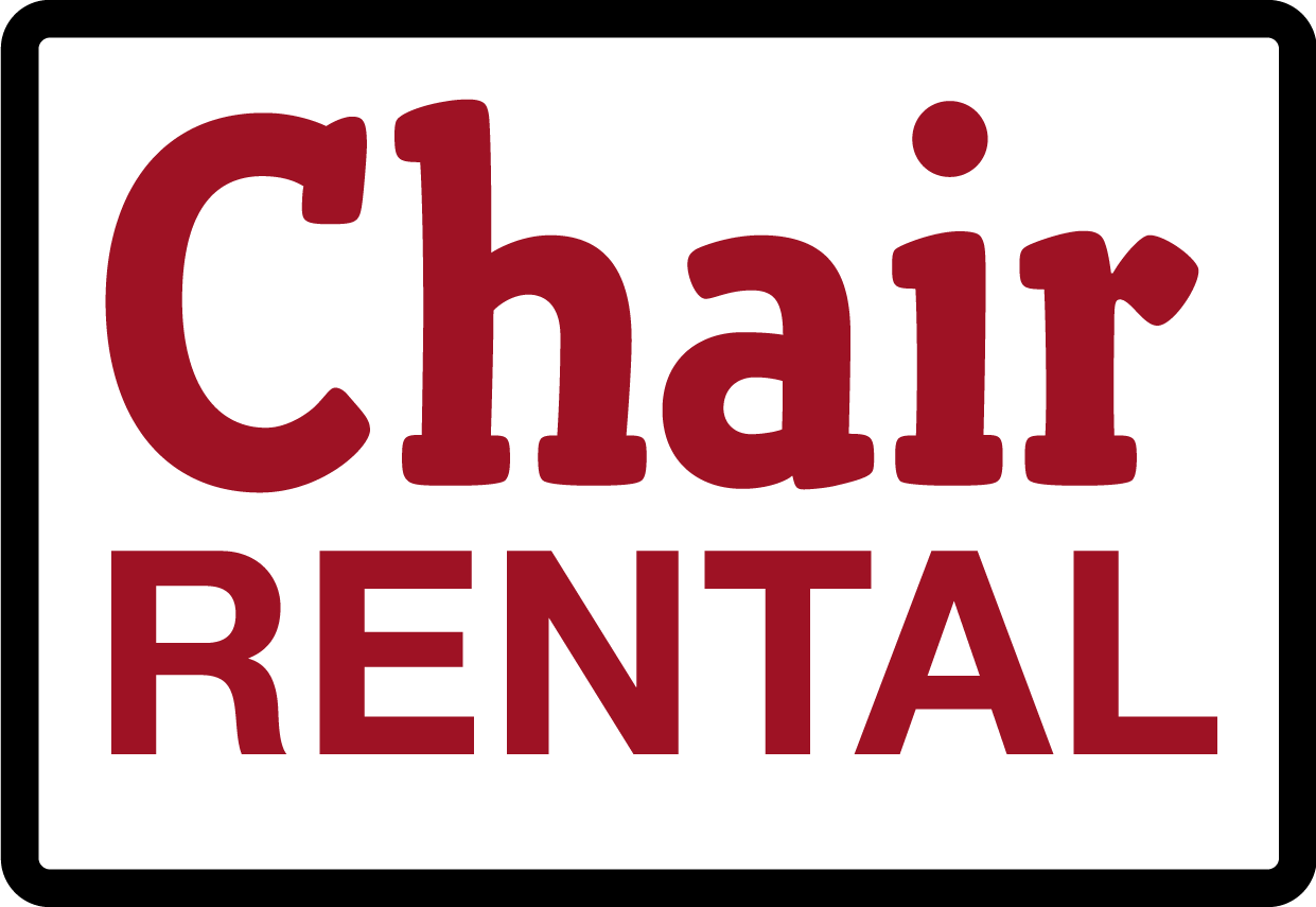 Chair Rental Logo